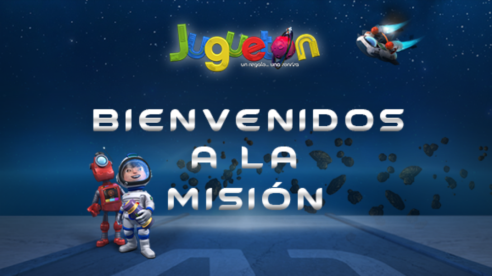 misión juguetón