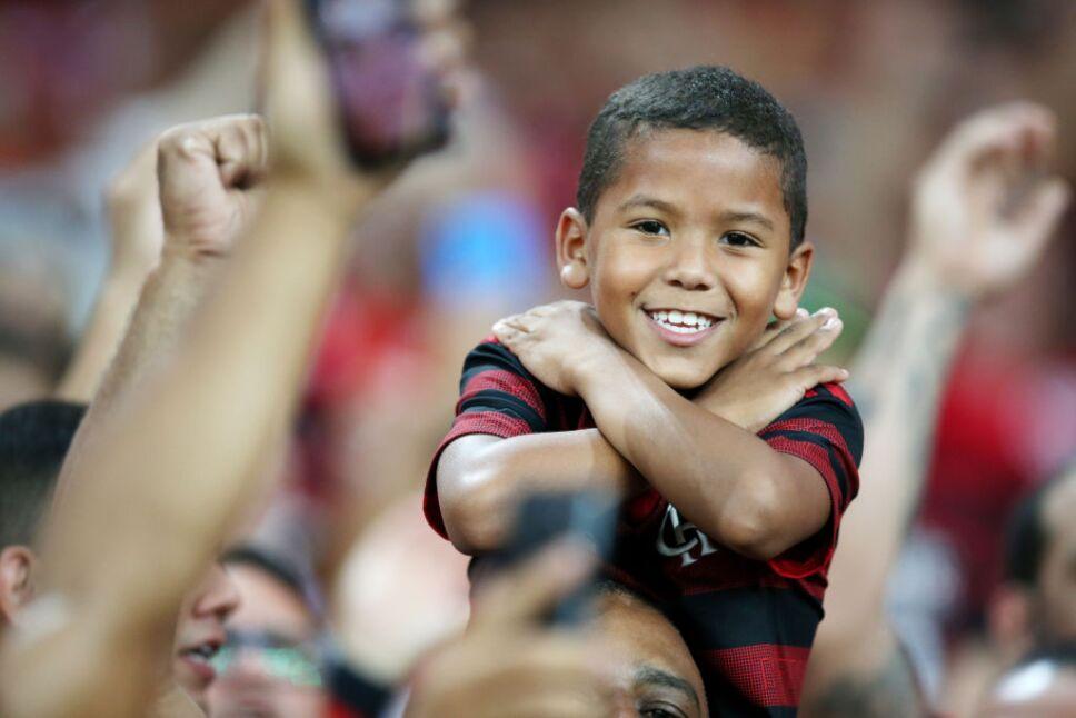 Aficionado Flamengo