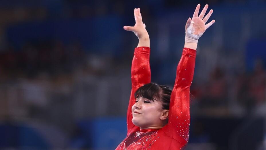 Alexa Moreno cuarto lugar
