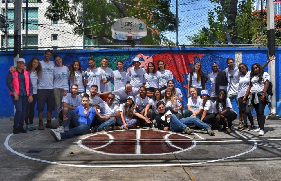 Jóvenes isralíes en México2