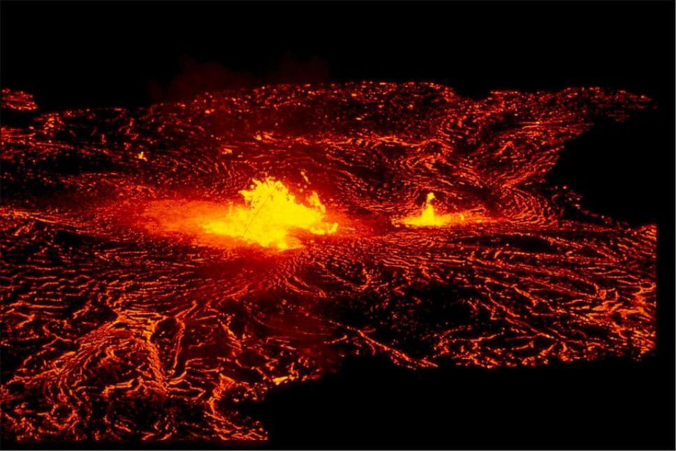 Perritos, dron, volcán de La Palma px fuel.jpg