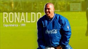RONALDO COPA AMÉRICA 1999