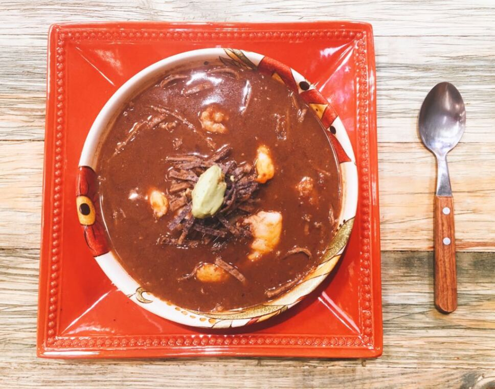 Sopa de frijol, Cocineros Mexicanos, Recetas, TV Azteca