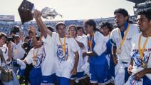 Cruz Azul dio la vuelta olímpica en León.