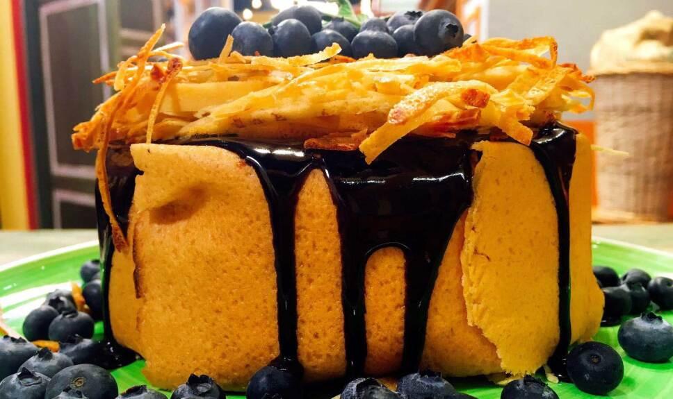 Receta Pastel de crepas con chocolate Cocineros Mexicanos