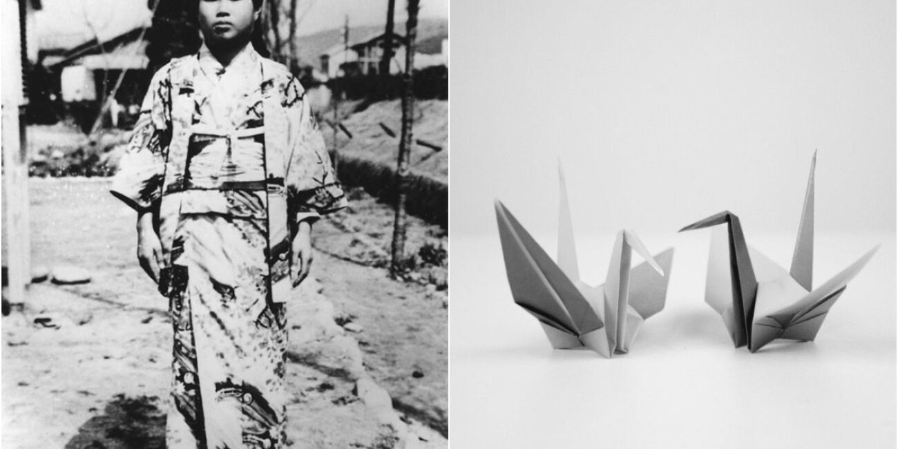 Sadako Sasaki y la leyenda de las mil grullas: la niña que sobrevivió a la bomba atómica