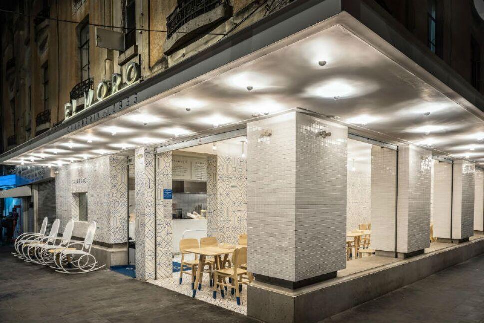 Una buena opción es El Moro, la churrería mexicana desde 1935