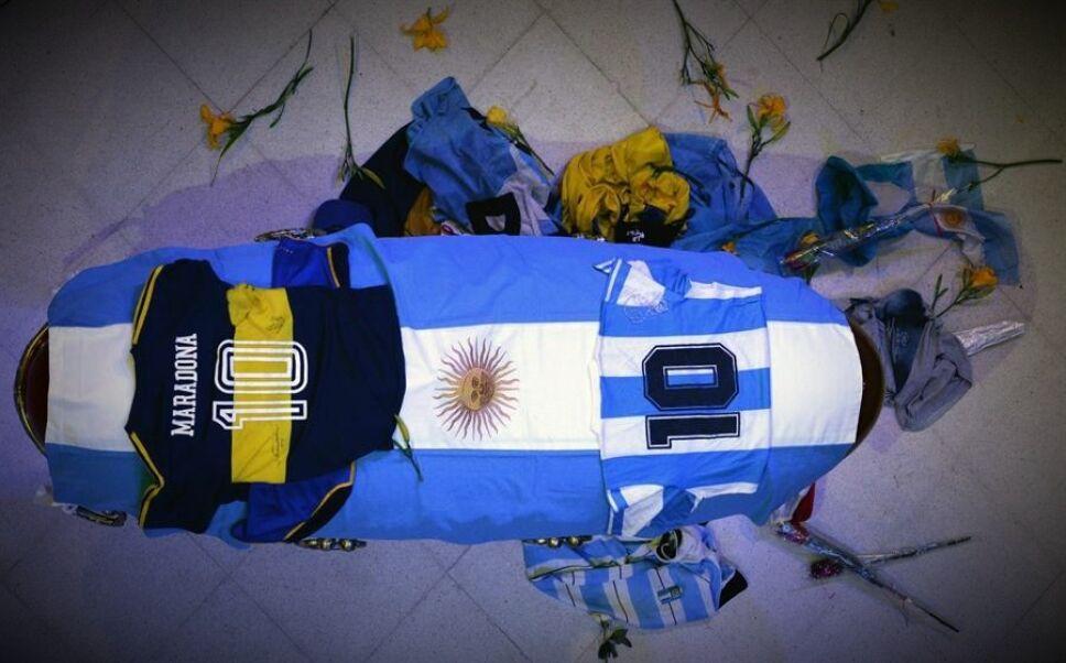 Diego Armando Maradona será sepultado este jueves