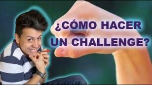¿Cómo hacer un challenge?
