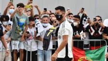 Cristiano Ronaldo llega a Juventus
