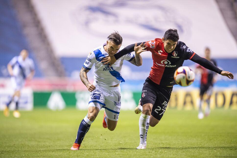 Puebla vs Atlas Cuartos de Final Guardianes 2021