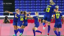 Suecia futbol femenil