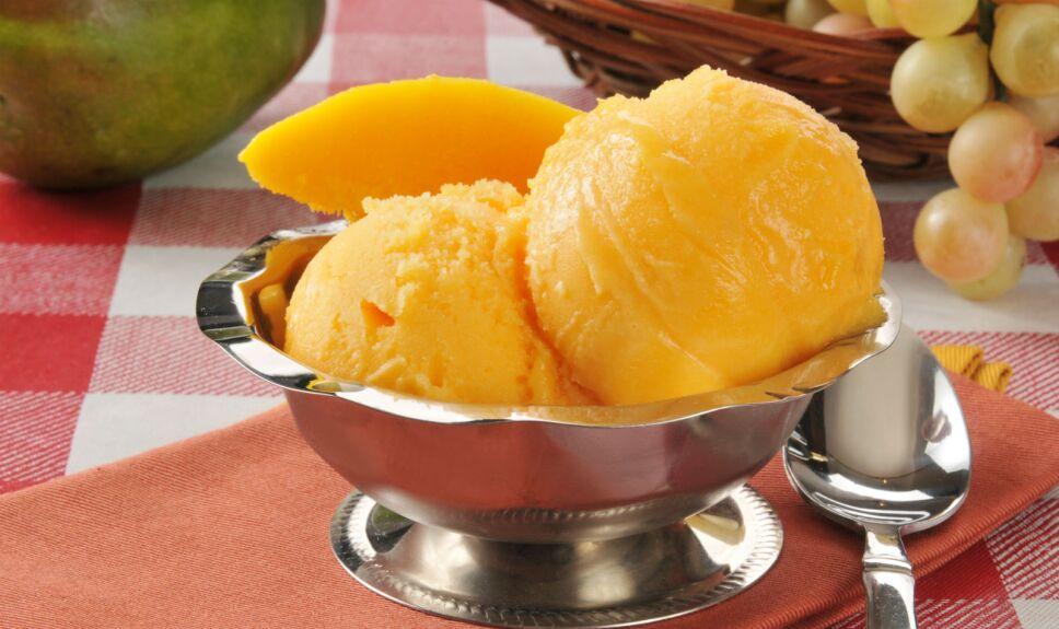 Helado de yogurt de mango, Cocineros Mexicanos