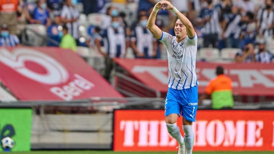 Funes Mori, máximo goleador en la historia de Rayados