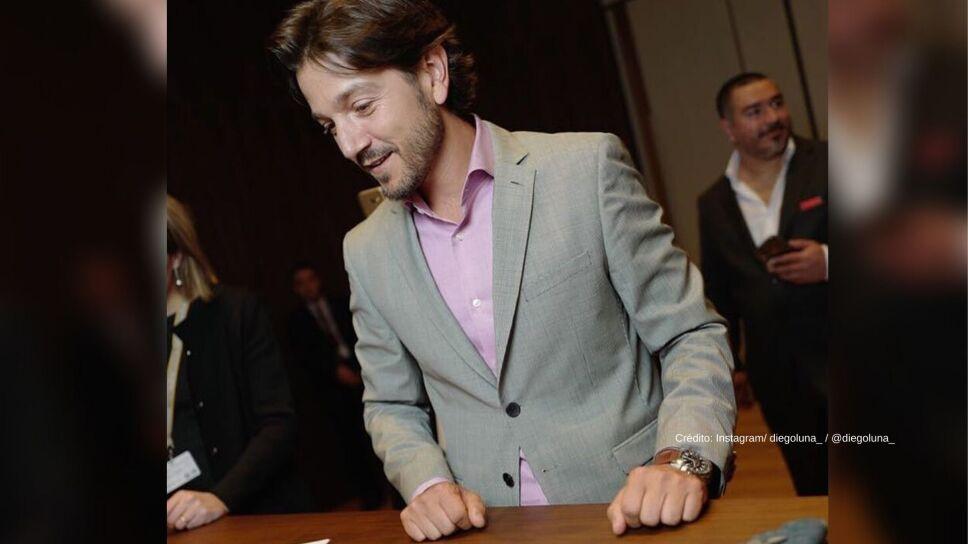 Diego Luna y Marina de Tavira no pasarán San Valentín juntos, el actor confirmó que la decisión la tomarán sus hijos.
