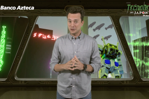 Robots de bienvenida en Japón