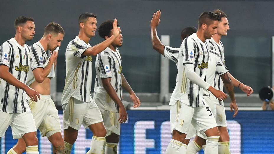 La juventus tiene la nómina más cara de la Serie A