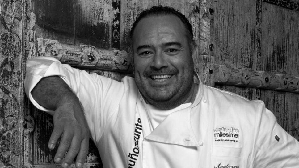 Ricardo Muñoz Zurita ha escrito varios libros especializados en gastronomía mexicana/ Foto: Especial