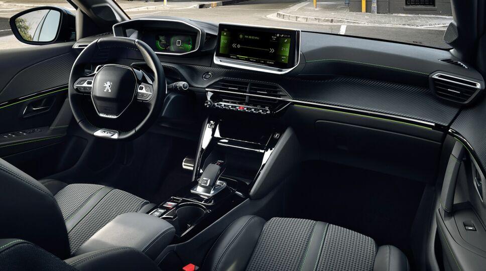 Interior2 Peugeot 208 2022