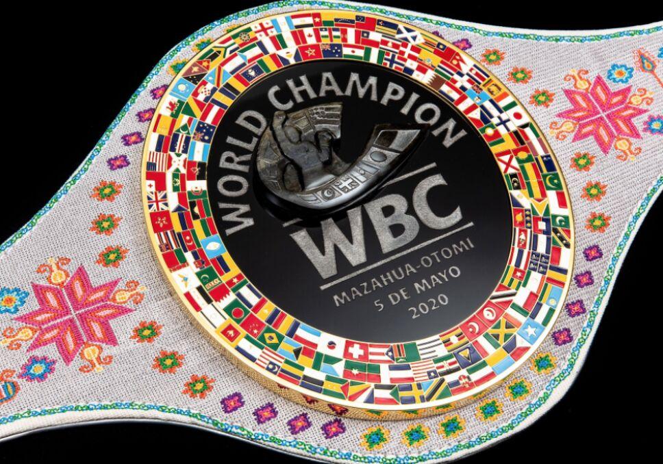 Consejo Mundial de Boxeo cinturón