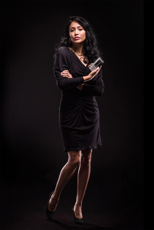 Blanca Santiago La periodista