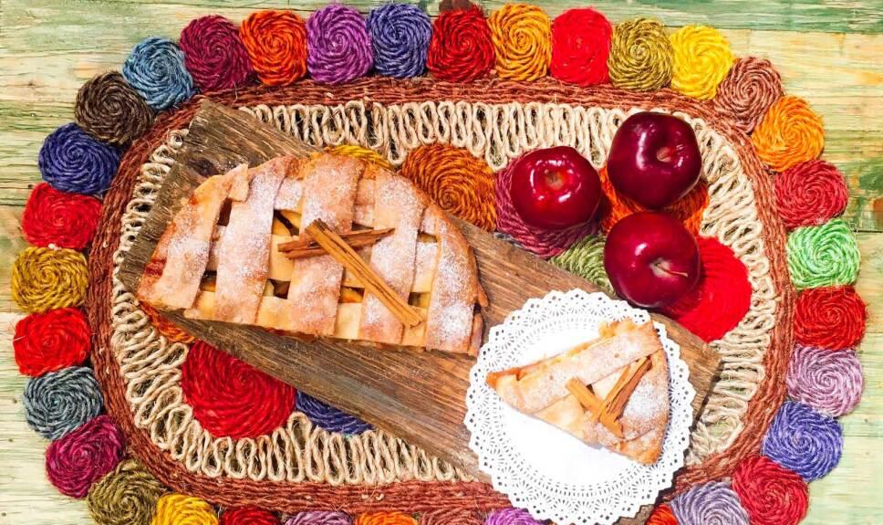 Receta Pay de manzana americano Cocineros Mexicanos