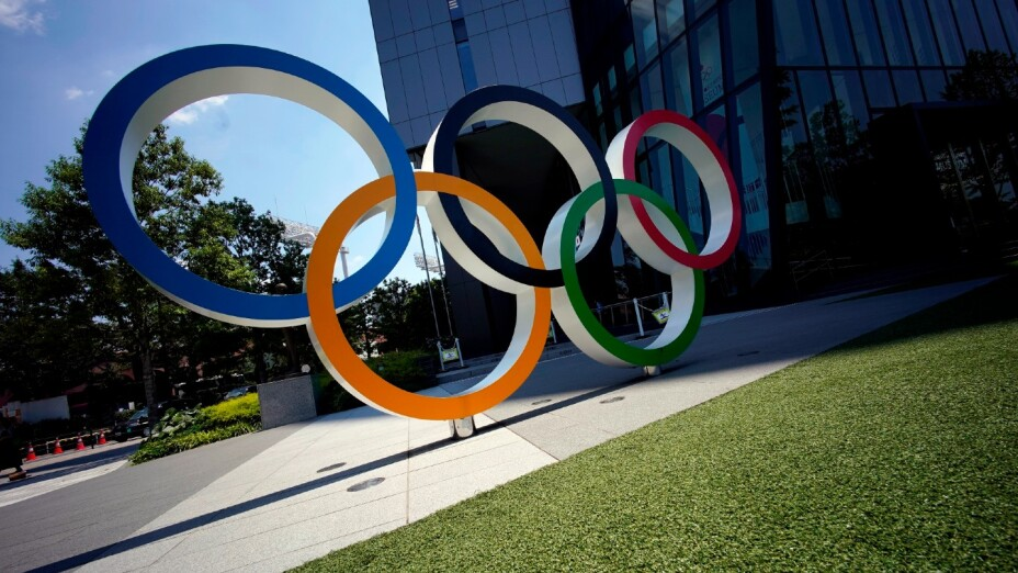 Aros Olímpicos ubicados en Tokio