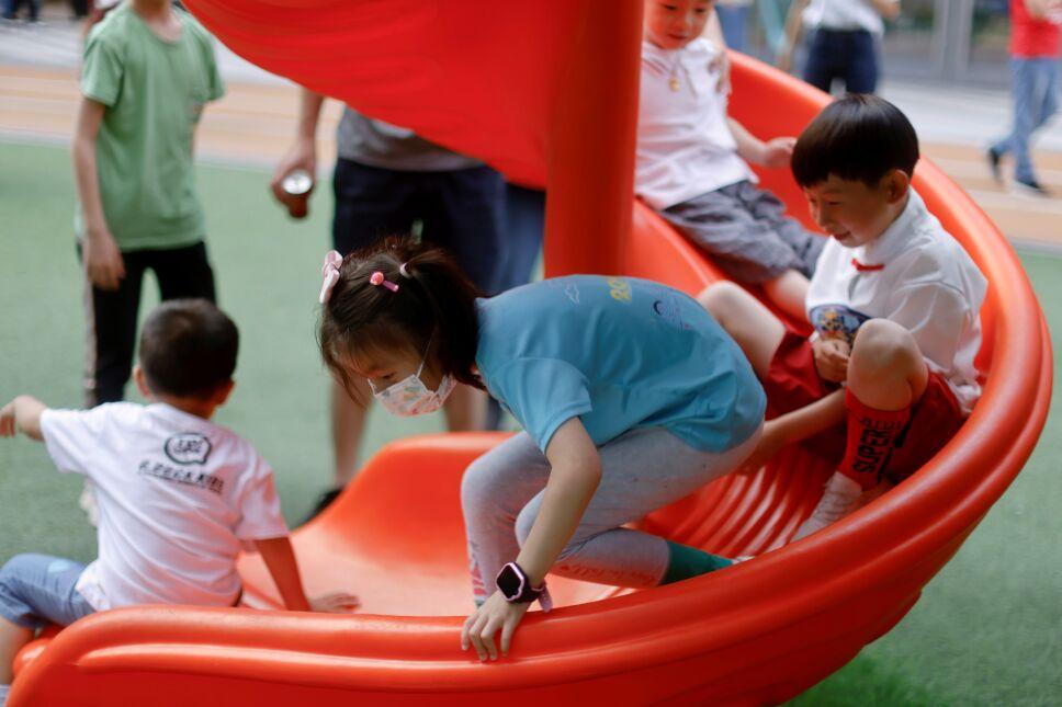 Día Internacional del Niño en China