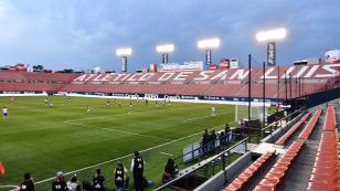 Primer caso de Covid-19 en la Liga MX