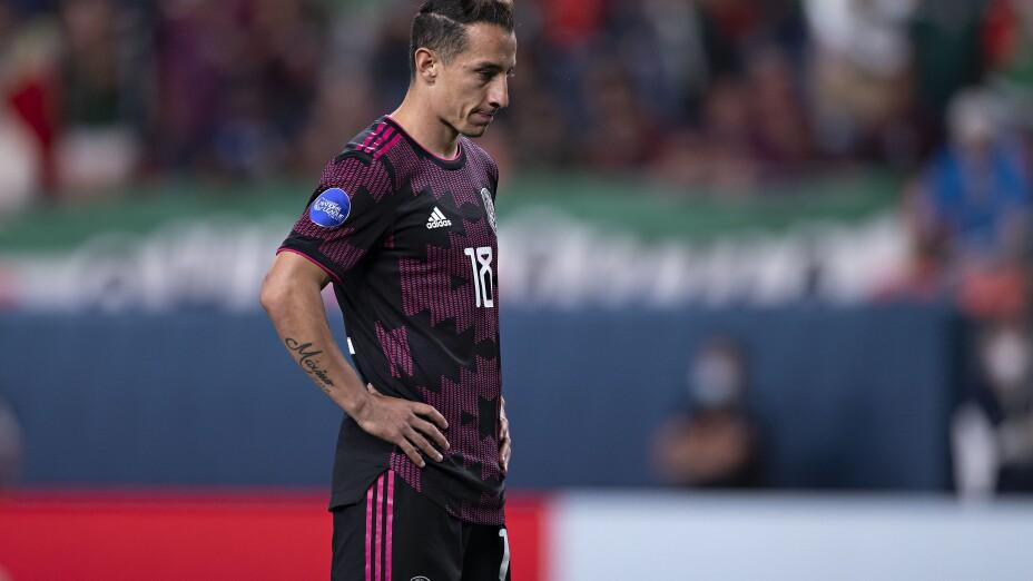 Andrés Guardado causa baja de la Selección Mexicana