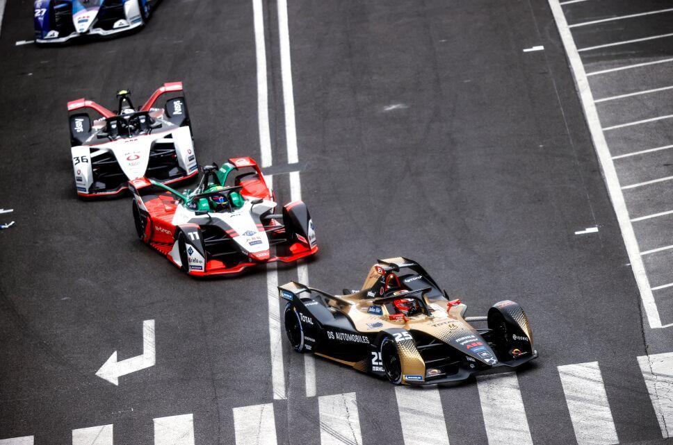 Roma E-Prix Fórmula E
