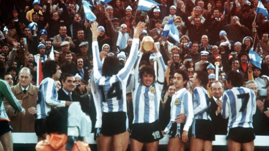 La dictadura que los hizo campeones del mundo