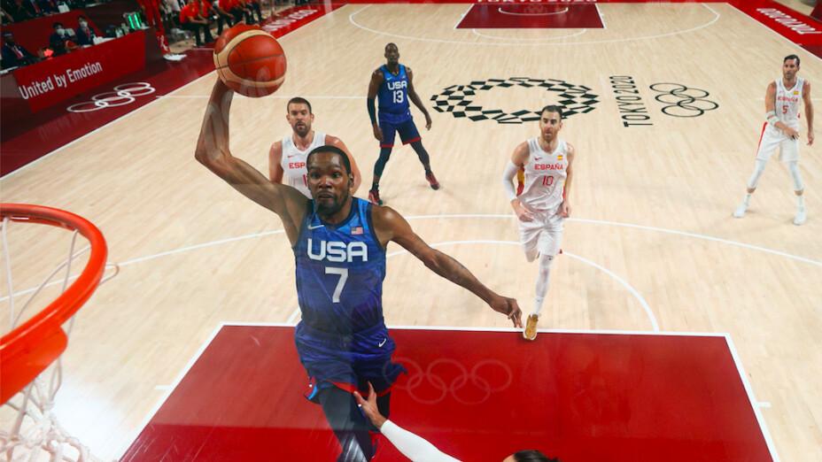 Estados Unidos basquetbol Tokio 2020