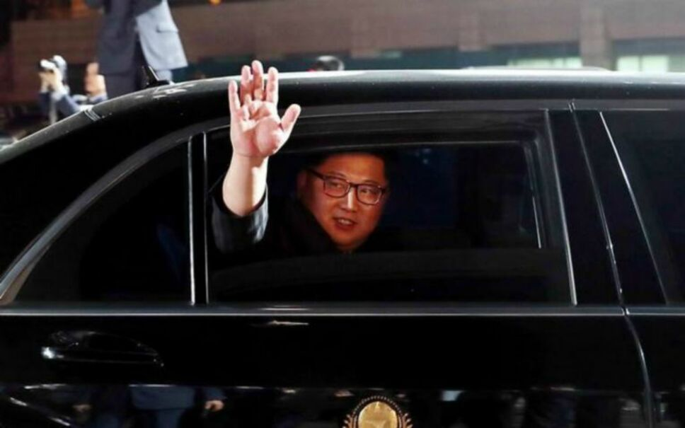 Kim Jon Un viaja a China