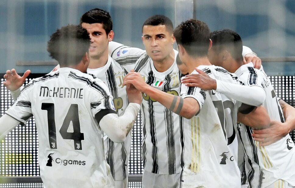El dominio de la Juventus en la Serie A