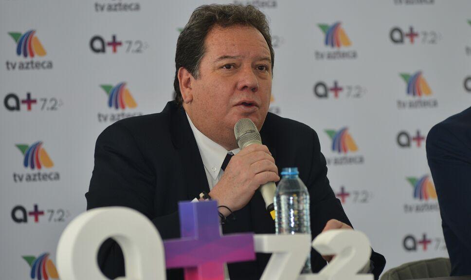 El Coque Muñiz en TV Azteca