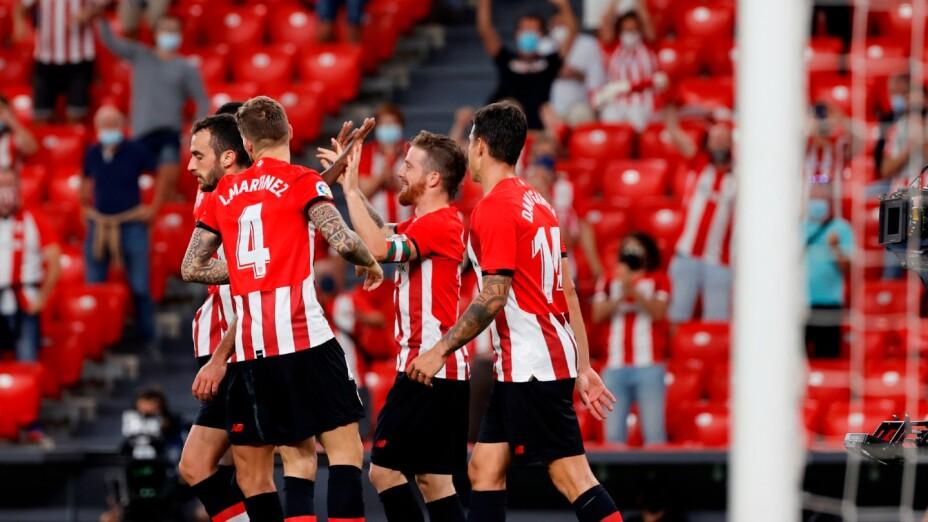 Athletic Club de Bilbao vs Barcelona