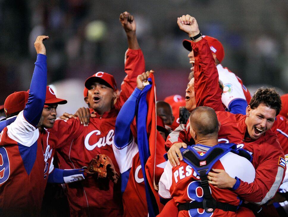 World Baseball Classic- Mexico City Day 2