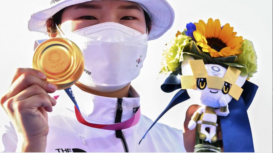 San An medalla de oro