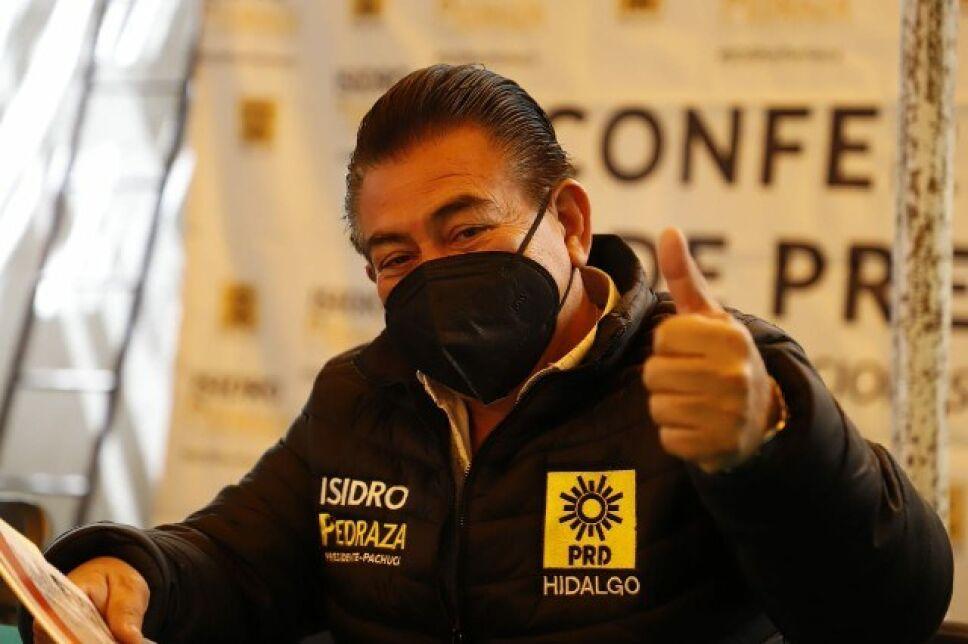 Murió el exsenador Isidro Pedraza por COVID-19
