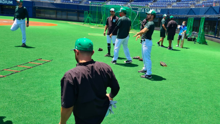 Selección Mexicana de Beisbol | México en Tokyo 2020