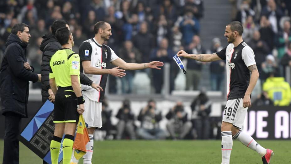La Serie A permitirá cinco sustituciones en los partidos