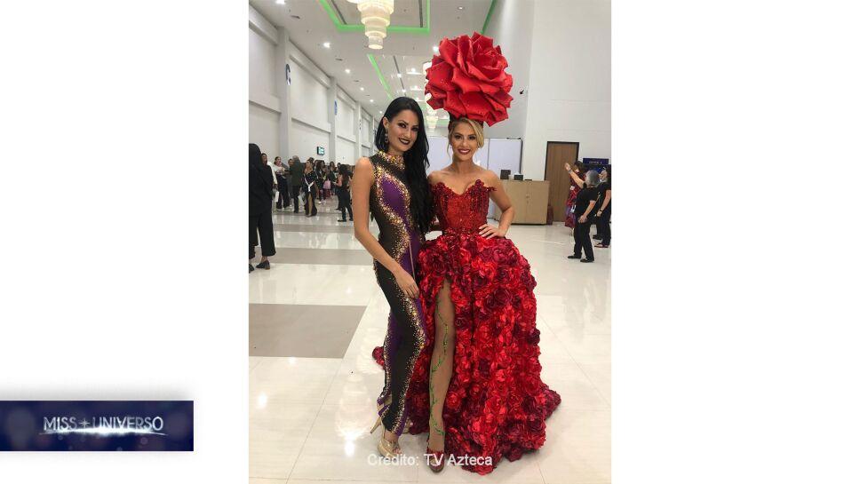 Miss USA en Miss Universo 2018