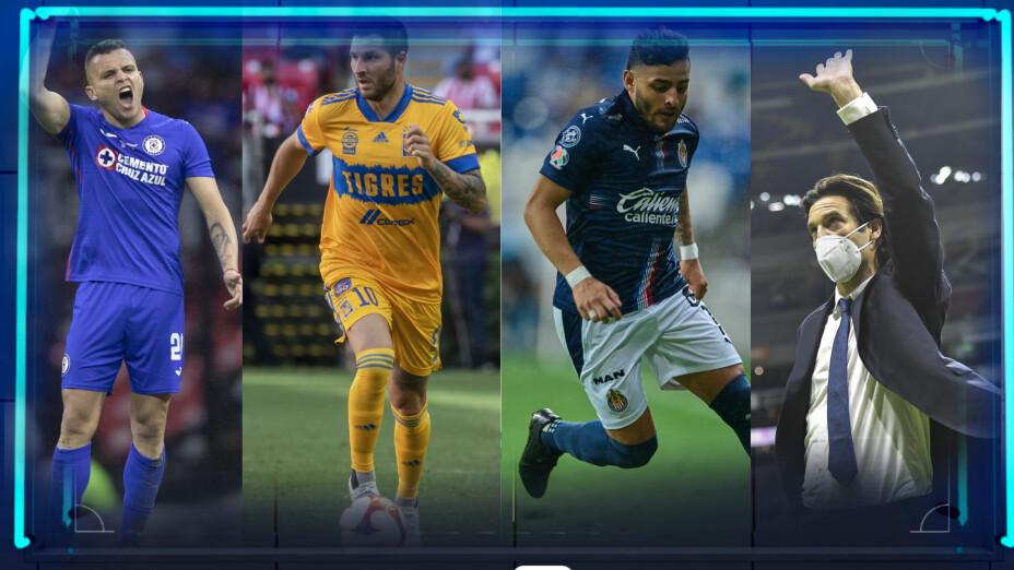 Calendario Liga MX