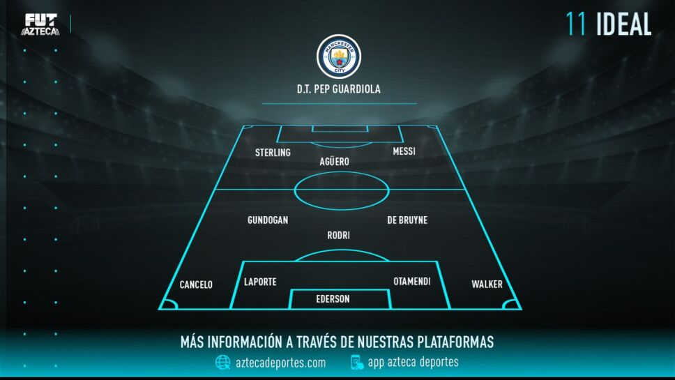 Once del Manchester City