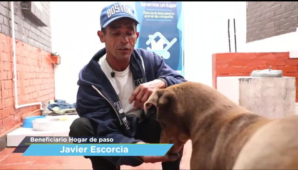 Abren el primer hogar de paso para personas en situación de calle y sus animales de compañía