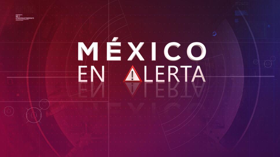 mexico en alerta logo