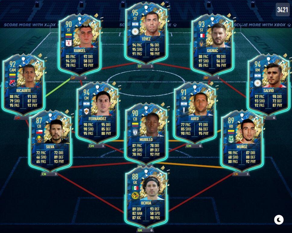 TOTSSF FIFA 20