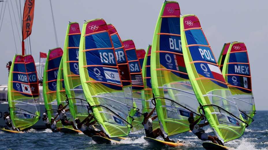 Sailing - Men's RS:X - Opening Series