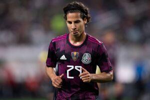 Gol de Diego Lainez